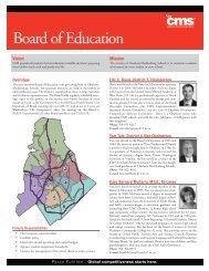 BOE_FactSheet_0411 - Charlotte-Mecklenburg Schools