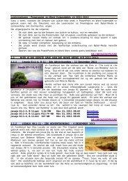 Luisterseisoen - Powerpoint en Word Hulpmiddels vir ... - Kerkweb.org
