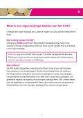 Eigen bijdrage Zorg zonder Verblijf en Wmo - Meld je zorg - Page 3
