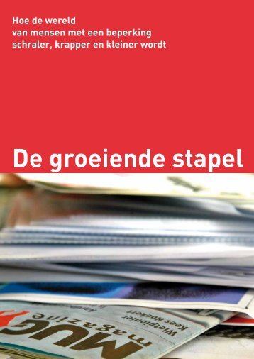 De groeiende stapel - GGZ-Forum.nl