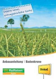 Badenkrone - ZG Raiffeisen