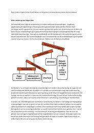 Ontwik- kelingen & trends in samen- leving & beleid Eigen kracht ...