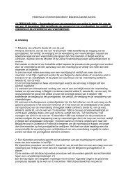 federale overheidsdienst binnenlandse zaken - Medimmigrant