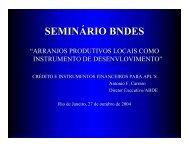 Fernando Carraro - BNDES