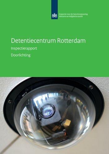 Rapport over Detentiecentrum Rotterdam van de ... - Stichting ROS
