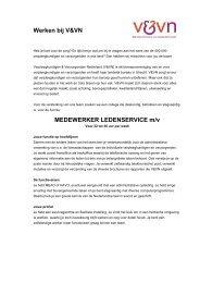 Donderdag 3 augustus - Verpleegkundigen & Verzorgenden ...