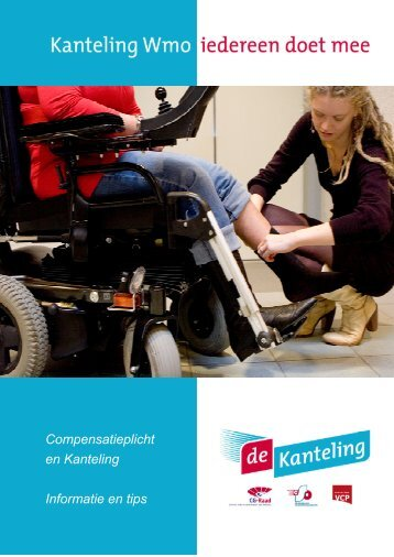 Handreiking Compensatieplicht en Kanteling - WMO-Werkplaats