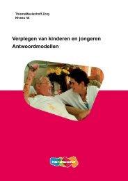 Verplegen van kinderen en jongeren ... - Zorg Basisboeken