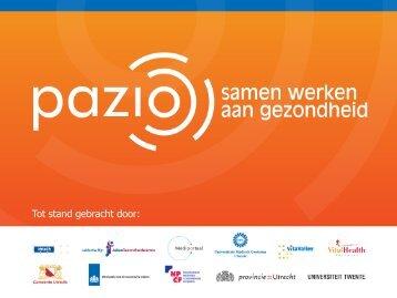 Modules PAZIO presentatie - Zuyd