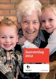Jaardocument 2012 - Laurens