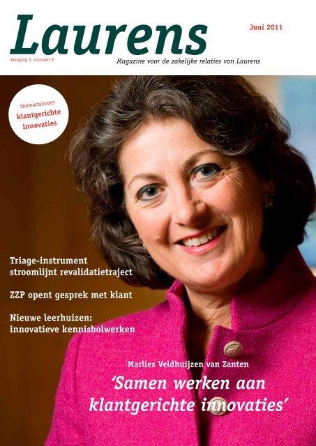 Laurens Magazine juni 2011