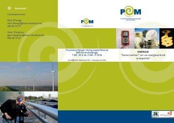 Klik hier - POM West-Vlaanderen