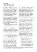 door het onderzoeken, testen en verbeteren van de kwaliteit van ... - Page 6