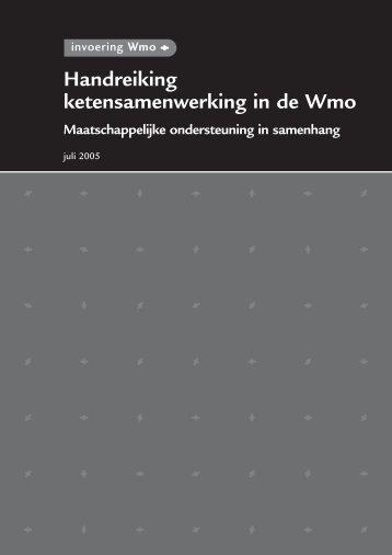 wmo_handr_ketensamenw - Invoering Wmo