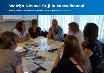 Welzijn Nieuwe Stijl in Musselkanaal - Invoering Wmo