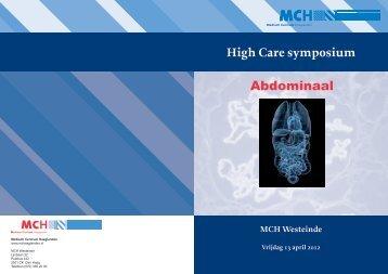 Abdominaal - Medisch Centrum Haaglanden