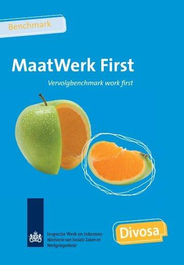 MaatWerk First