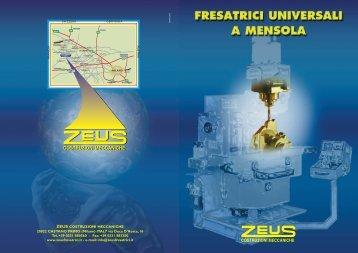 IL NOSTRO KNOW-HOW OUR KNOW-HOW - Zeus Costruzioni ...