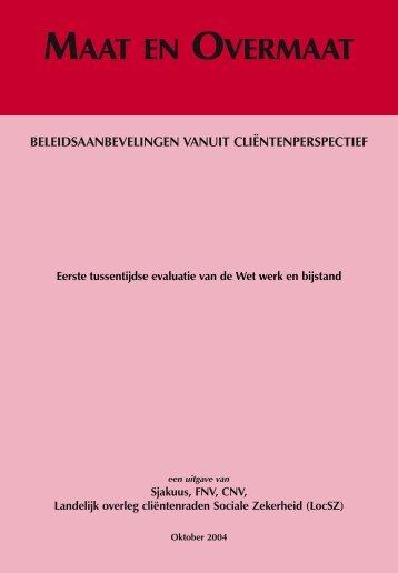 U kunt de brochure hier ophalen (pdf bestand 2 MB) - Stichting CliP