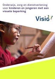 Kinderen en jongeren met een visuele beperking - Visio