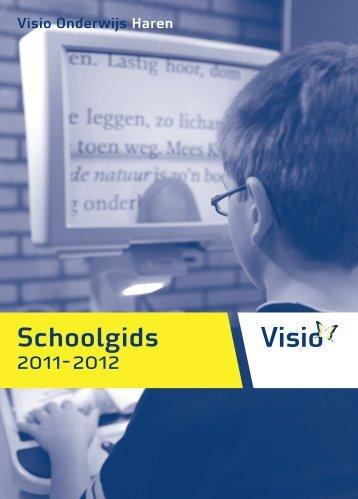 Schoolgids Haren - Visio