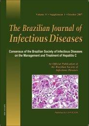 The Brazilian Journal of Infectious Diseases - Sociedade Brasileira ...