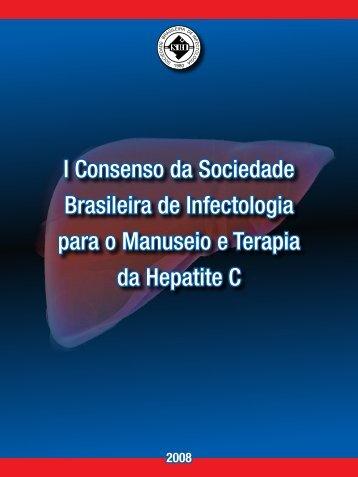 Consenso para Hepatite C - Sociedade Brasileira de Infectologia