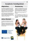 Zum Infoblatt Europäischer Freiwilligendienst… - Seite 3