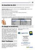 Zum Infoblatt Europäischer Freiwilligendienst… - Seite 5