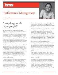 Performance Management - Charlotte-Mecklenburg Schools