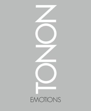 Tonon Emotions 2013 Scarica il catalogo in PDF