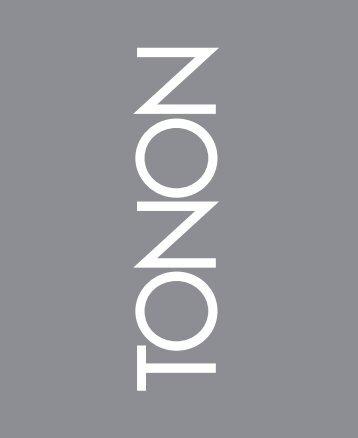Tonon Trends/Emotion 2013 Scarica il catalogo in PDF