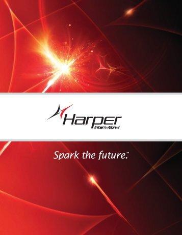 Harper Capabilities Brochure - Process Worldwide