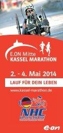 Handbike-Halbmarathon - Kassel Marathon