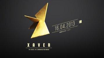 hier - XAVER-Award