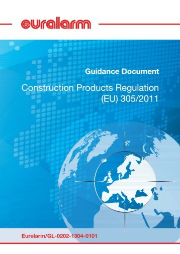 GL-Euralarm Guidance document CPR GL-0202-1304-0101 ...