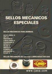 SELLOS MECANICOS ESPECIALES.pdf - Ijasa