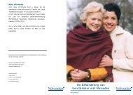 De behandeling van borstkanker met Nolvadex - Chirurg en operatie