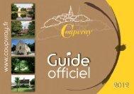 le Guide Officiel de Coupvray