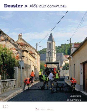 Aide aux communes - CETE Nord-Picardie