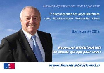 Bernard BROCHAND - Brochand, Bernard
