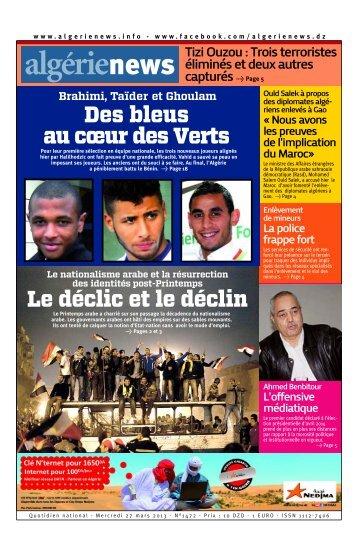 Algerie News du 27.03.2013.pdf