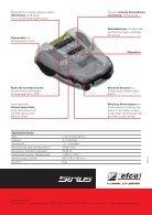 Sirius – DER RASENMÄHROBOTER von EFCO  - Infobroschüre - Seite 4