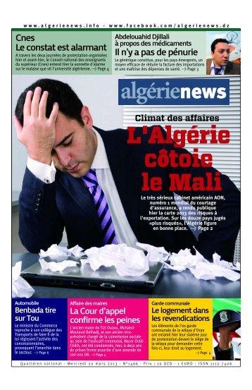 Algerie News du 20.03.2013.pdf