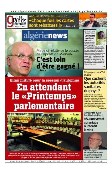 Algérie News