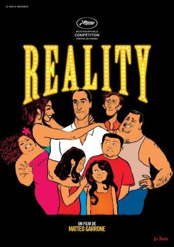 REALITY - Dossier de Presse - Le Public Système Cinéma
