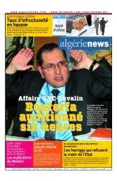 Fr-02-04-2013 - Algérie news quotidien national d'information