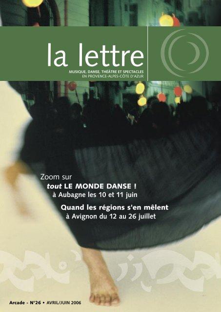 La Lettre n°26 - Arcade Provence-Alpes-Côte d'Azur - Arcade PACA
