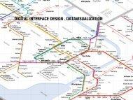 digital interface design . datavisualization