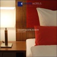 HÔTELS - Europe Hotels